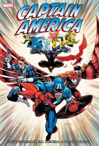 Captain America Vol. 3 (Omnibus Coello Cover)