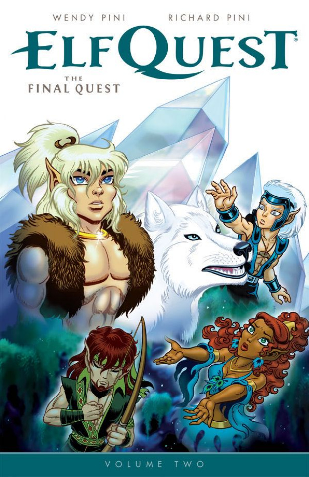 ElfQuest: The Final Quest Vol. 2
