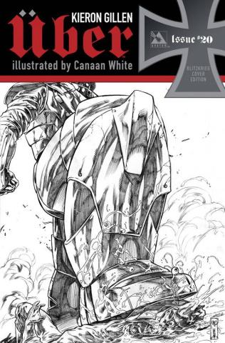 Über #20 (Blitzkrieg Cover)