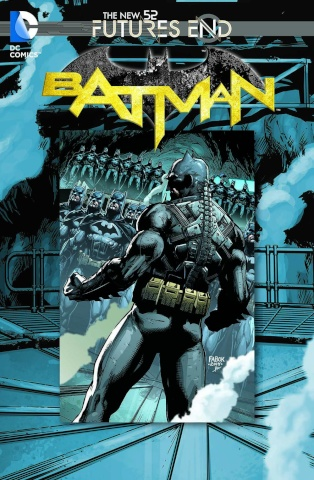 Batman: Future's End #1 (Standard Cover)