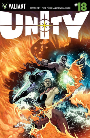 Unity #18 (Tan Cover)