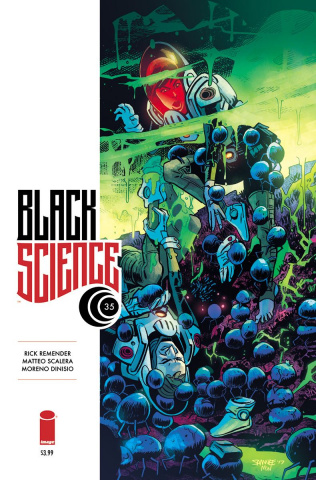 Black Science #35 (Samnee Cover)