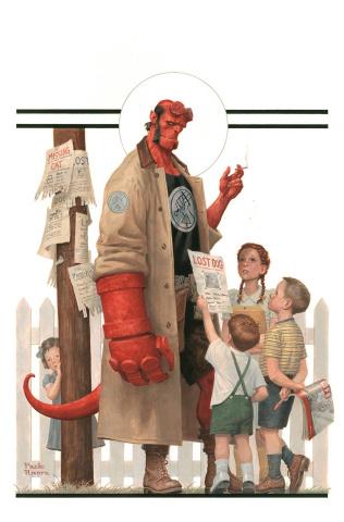 Hellboy & B.P.R.D. 1953: Beyond the Fences #1