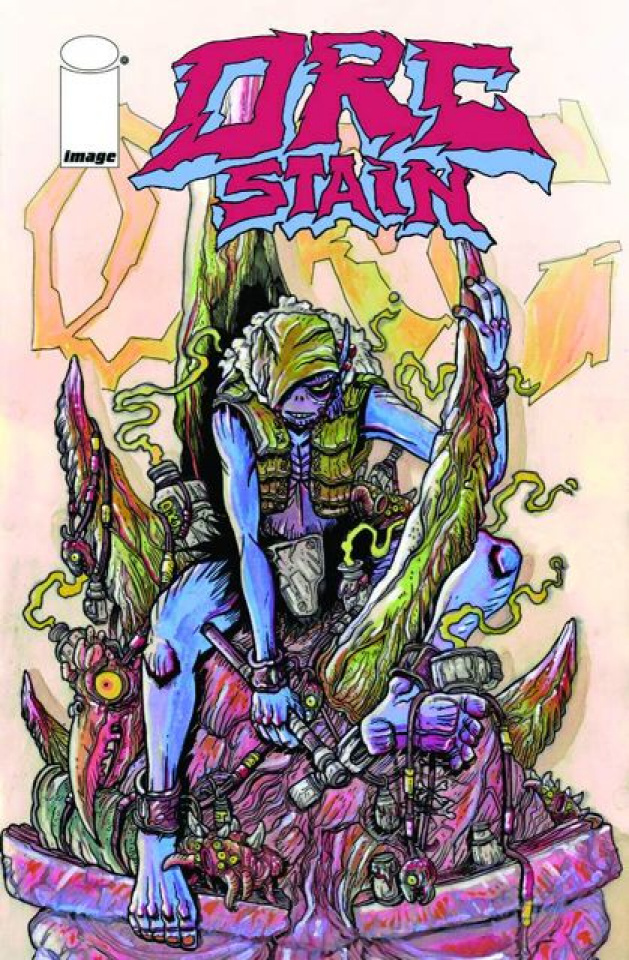 Orc Stain #1 (Image Firsts)