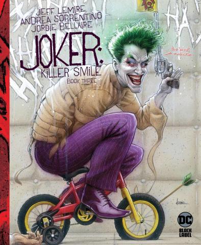 Joker: Killer Smile #3 (Kaare Andrews Cover)