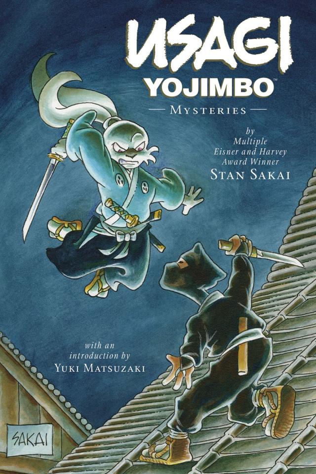 Usagi Yojimbo Vol. 32
