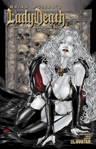Lady Death: The Art of Juan Jose Ryp