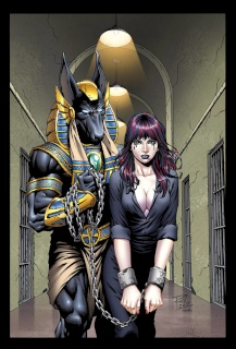 Grimm Fairy Tales: Death - 10th Anniversary Special #4 (Rei Cover)