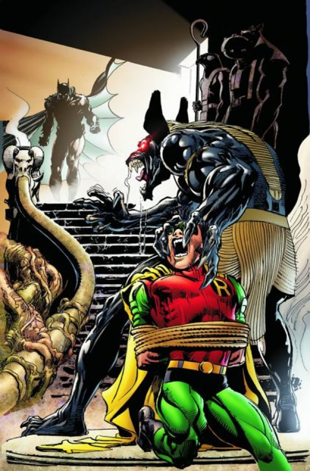 Batman: Odyssey #4