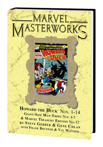 Howard the Duck Vol. 1 (Marvel Masterworks)