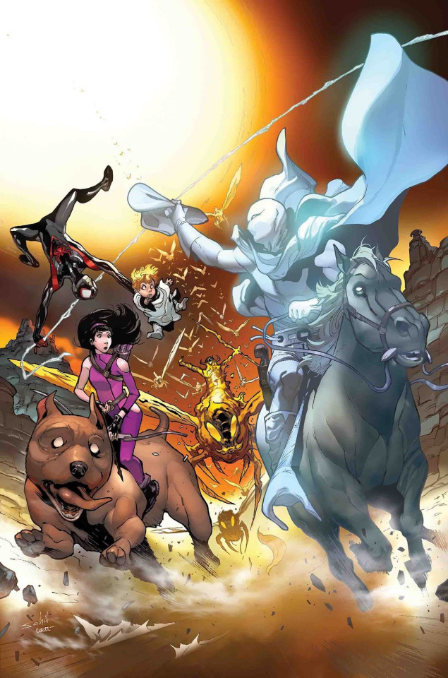 The War of the Realms: Journey Into Mystery #3