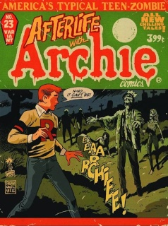 Life With Archie #23 (Francavilla Cover)