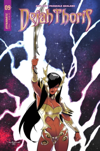 Dejah Thoris #9 (Qualano Cover)