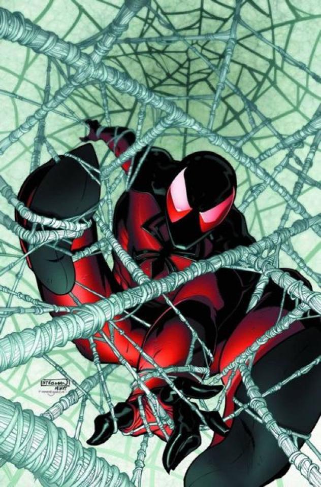Scarlet Spider #1 (3rd Printing)