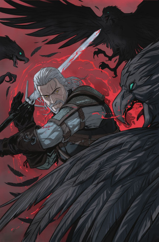Witcher #4: Of Flesh & Flame