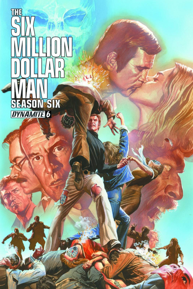 The Six Million Dollar Man, Season 6 #6