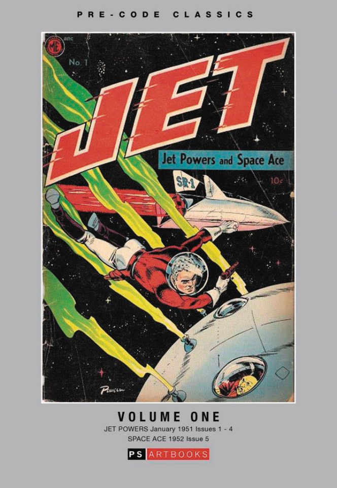 Jet Powers and Space Ace Vol. 1