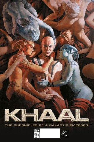 Khaal #1 (Secher Cover)