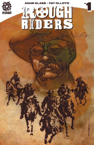 Rough Riders #1 (10 Copy Brian Stelfreeze Cover)