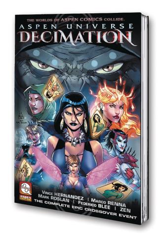 Aspen Universe: Decimation Vol. 1
