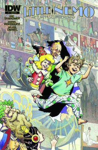 Little Nemo: Return to Slumberland #1 (Subscription Cover)