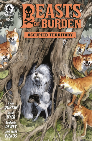 Beasts of Burden: Occupied Territory #2 (Thompson Cover)