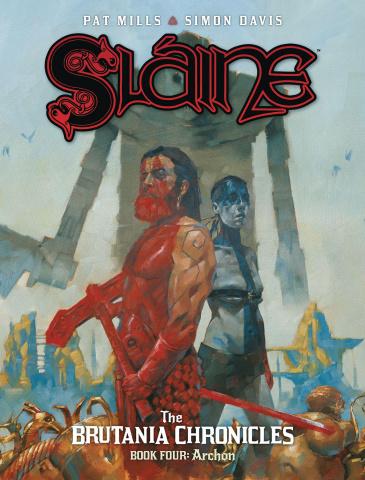 Slaine: The Brutania Chronicles Vol. 4