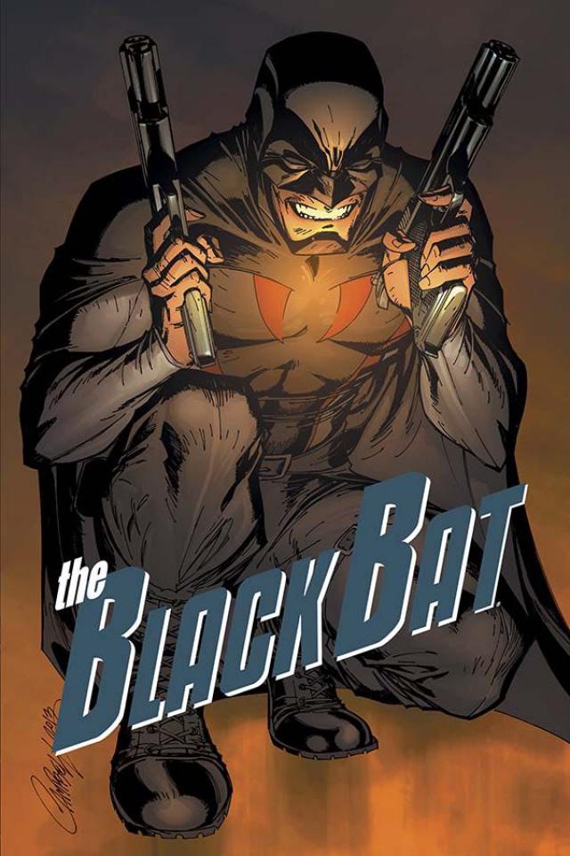 The Black Bat Vol. 1 (Omnibus)