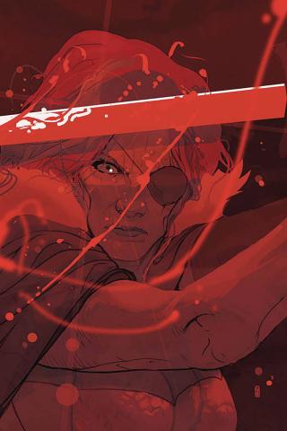 Killing Red Sonja #4 (25 Copy Ward Virgin Color Cover)