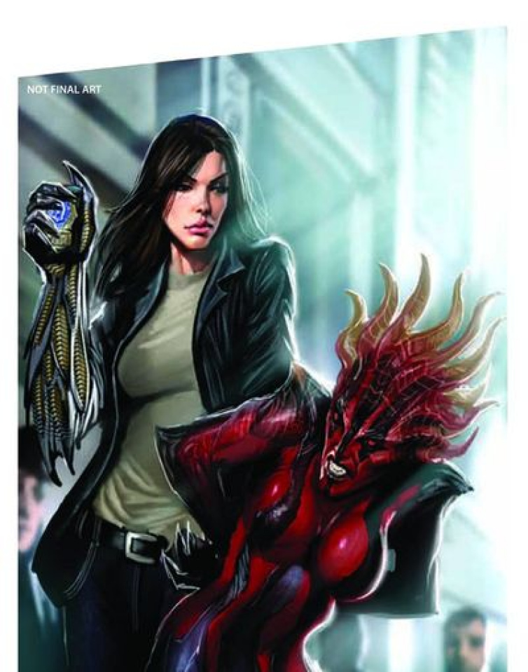 Witchblade #143
