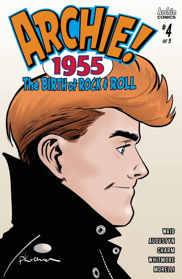 Archie: 1955 #4 (Krause Cover)