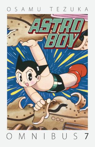 Astro Boy Vol. 7 (Omnibus)