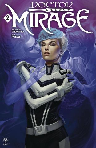 Doctor Mirage #2 (Ianniciello Cover)