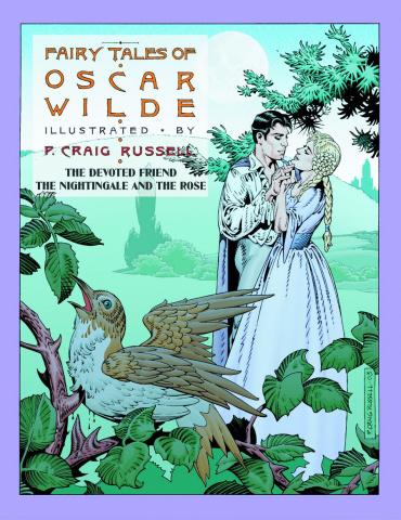 The Fairy Tales of Oscar Wilde Vol. 4