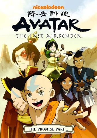 Avatar: The Last Airbender Vol. 1: The Promise, Part 1