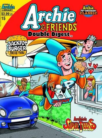 Archie & Friends Double Digest #15