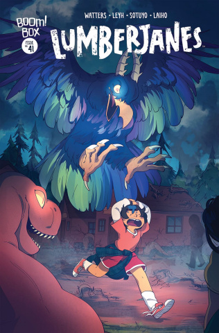 Lumberjanes #41 (Subscription Sotuyo Cover)