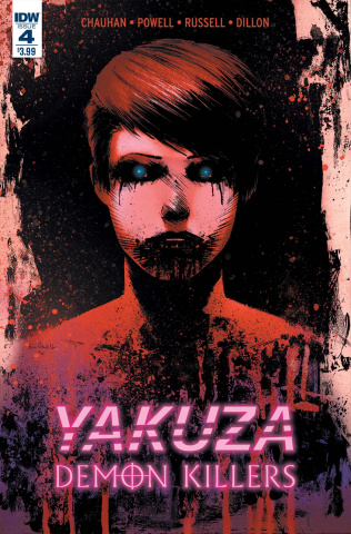 Yakuza: Demon Killers #4