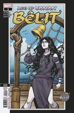 Age of Conan: Bêlit #1 (Niemczyk 2nd Printing)