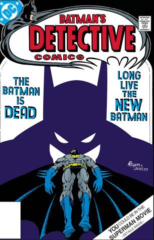 Legends of the Dark Knight by Steve Englehart