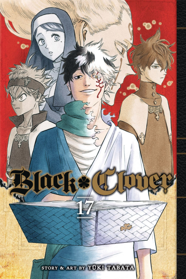 Black Clover Vol. 17