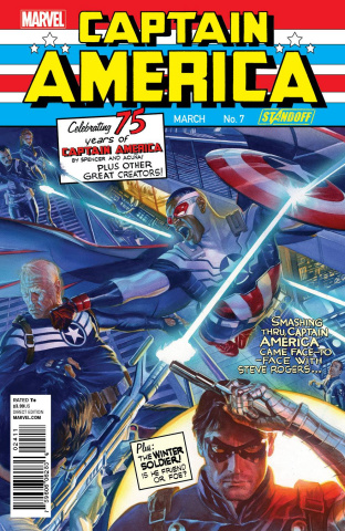 Captain America: Sam Wilson #7