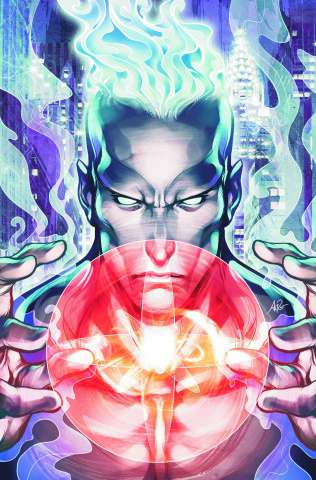 Captain Atom Vol. 1: Evolution