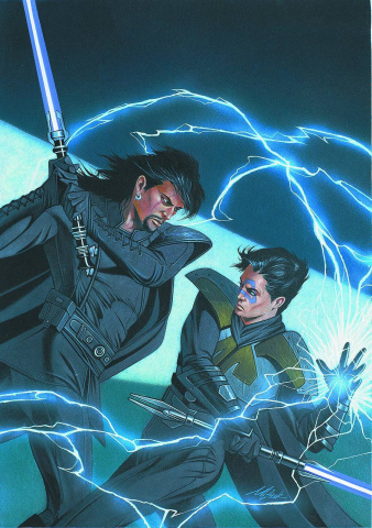 Star Wars: Dawn of the Jedi - The Prisoner of Bogan #5