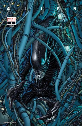 Alien #1 (McNiven Cover)
