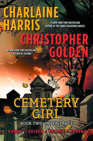 Cemetery Girl Book 2: Inheritance