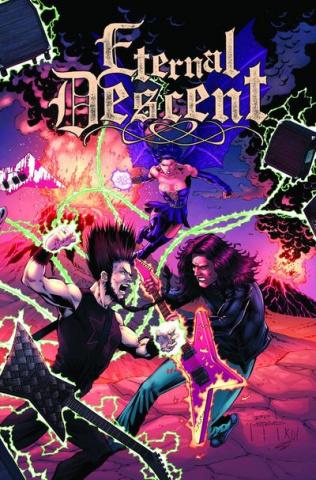 Eternal Descent Vol. 1