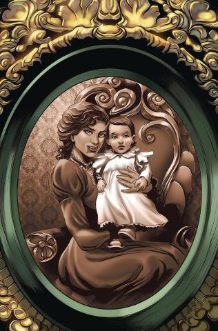 Van Helsing vs. Dracula's Daughter #3 (Otero Cover)