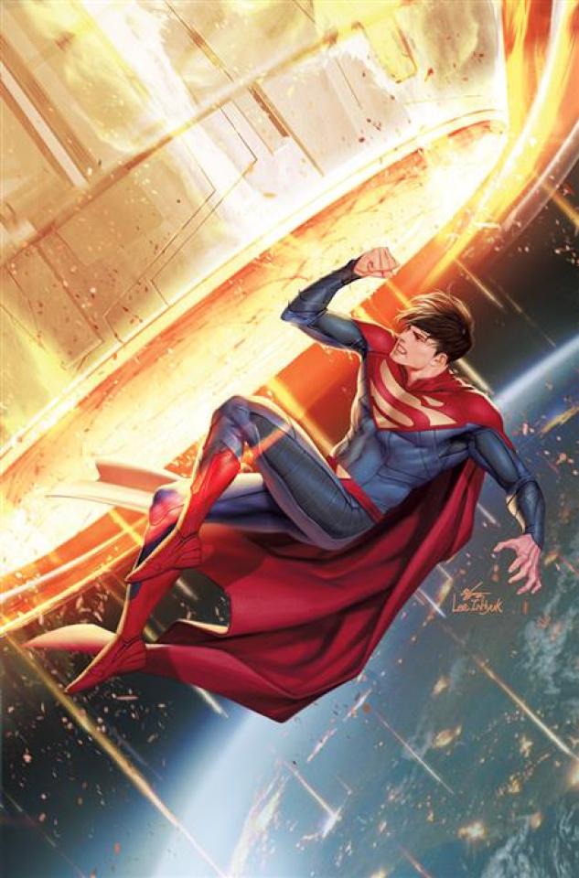Superman: Son of Kal-El #3 (Inhyuk Lee Card Stock Cover)