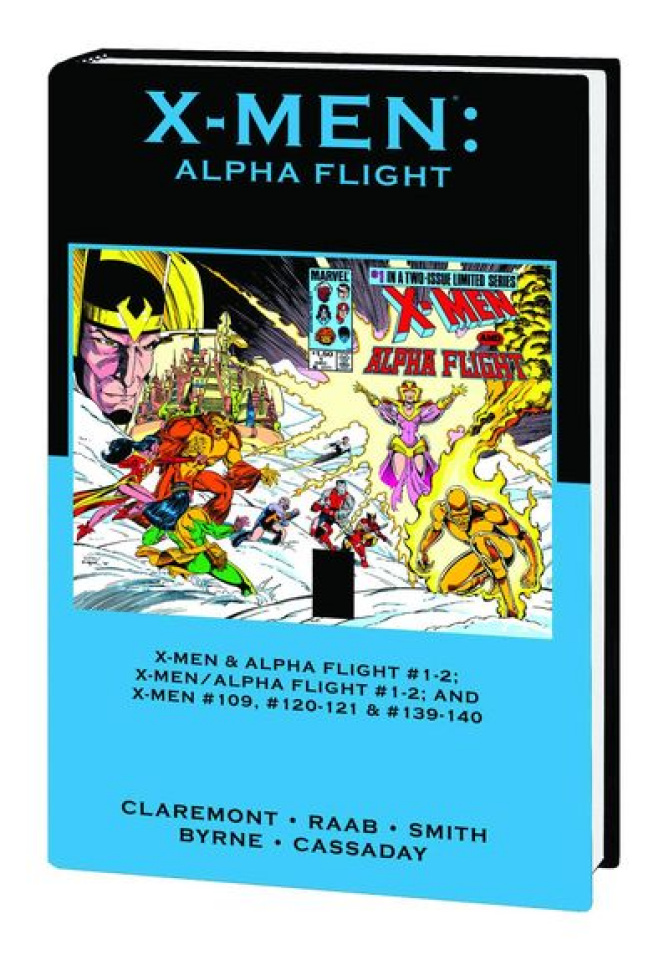 X-Men: Alpha Flight